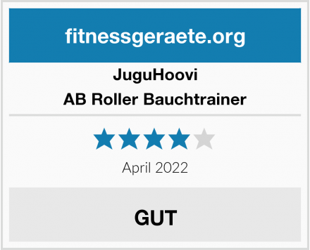 JuguHoovi AB Roller Bauchtrainer Test