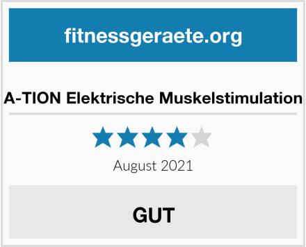 A-TION Elektrische Muskelstimulation Test