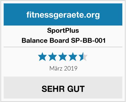 SportPlus Balance Board SP-BB-001 Test