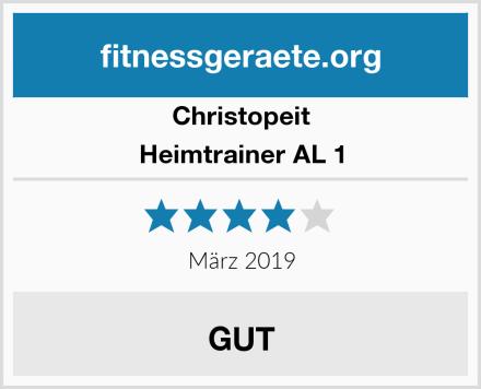 Christopeit Heimtrainer AL 1 Test