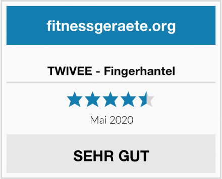 TWIVEE - Fingerhantel Test