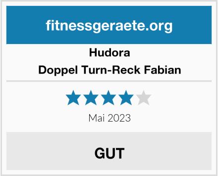 Hudora Doppel Turn-Reck Fabian Test