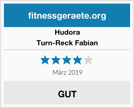 Hudora Turn-Reck Fabian Test