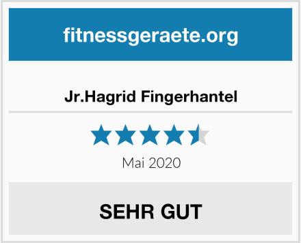 Jr.Hagrid Fingerhantel Test