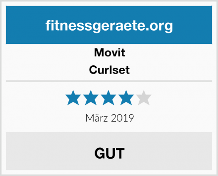 Movit Curlset Test