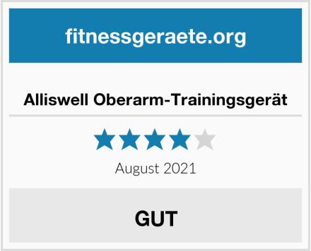 Alliswell Oberarm-Trainingsgerät Test