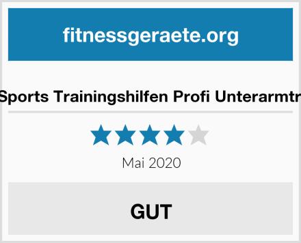 C.P. Sports Trainingshilfen Profi Unterarmtrainer Test