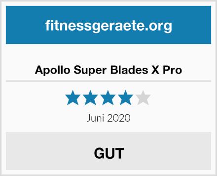 Apollo Super Blades X Pro Test
