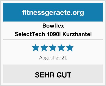 Bowflex SelectTech 1090i Kurzhantel Test