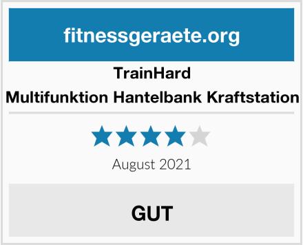 Trainhard Multifunktion Hantelbank Kraftstation Test