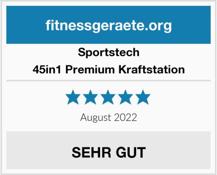 Sportstech 45in1 Premium Kraftstation Test