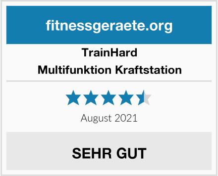 Trainhard Multifunktion Kraftstation Test
