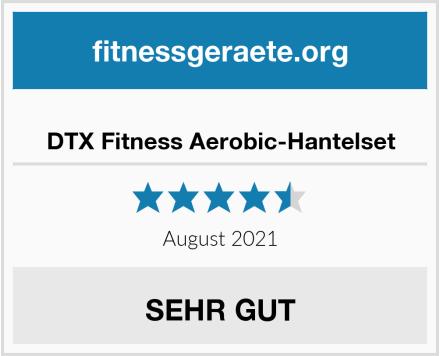DTX Fitness Aerobic-Hantelset Test