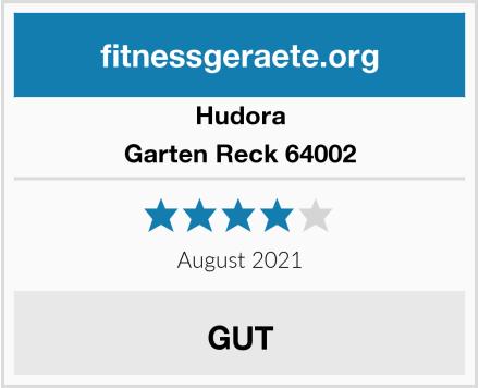 Hudora Garten Reck 64002 Test