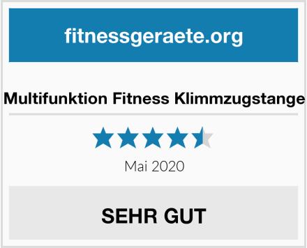 No Name Multifunktion Fitness Klimmzugstange Test
