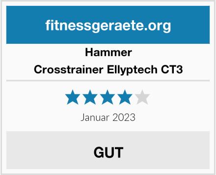 Hammer Crosstrainer Ellyptech CT3 Test