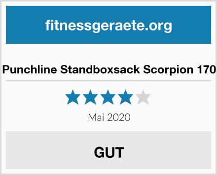 Punchline Standboxsack Scorpion 170 Test
