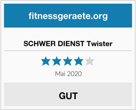 No Name SCHWER DIENST Twister Test