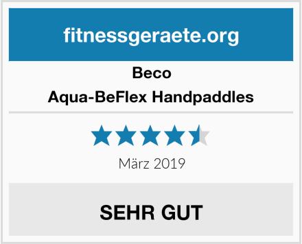 Beco Aqua-BeFlex Handpaddles Test