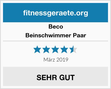 Beco Beinschwimmer Paar Test