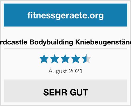 Hardcastle Bodybuilding Kniebeugenständer Test