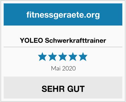 No Name YOLEO Schwerkrafttrainer Test