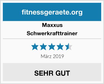 Maxxus Schwerkrafttrainer Test