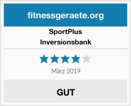 SportPlus Inversionsbank Test