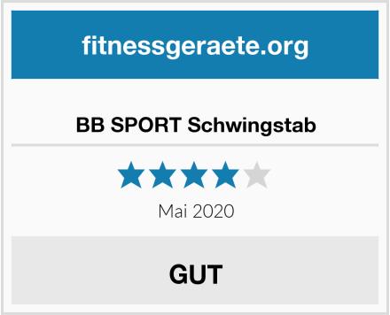 No Name BB SPORT Schwingstab Test