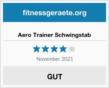 Aero Trainer Schwingstab Test