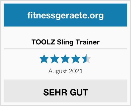 TOOLZ Sling Trainer Test