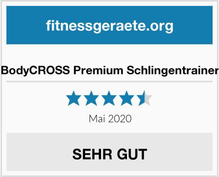 BodyCROSS Premium Schlingentrainer Test
