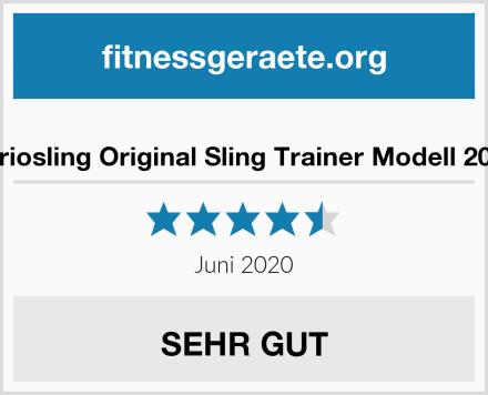 Variosling Original Sling Trainer Modell 2018 Test