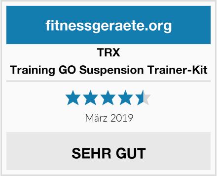 TRX Training GO Suspension Trainer-Kit Test