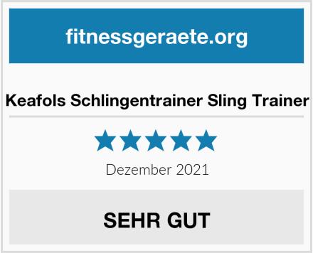 Keafols Schlingentrainer Sling Trainer Test