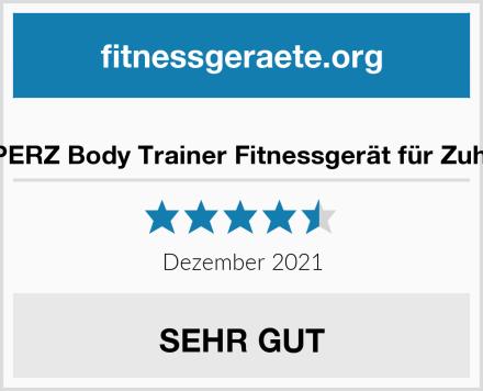 SHAPERZ Body Trainer Fitnessgerät für Zuhause Test