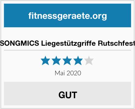 No Name SONGMICS Liegestützgriffe Rutschfest Test
