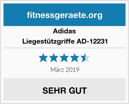 Adidas Liegestützgriffe AD-12231 Test
