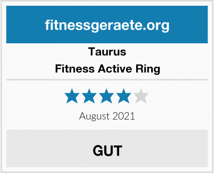 Taurus Fitness Active Ring Test