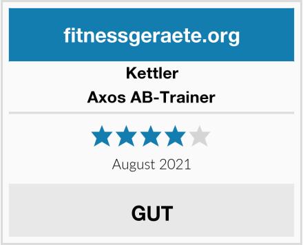 Kettler Axos AB-Trainer Test