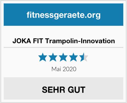 No Name JOKA FIT Trampolin-Innovation Test