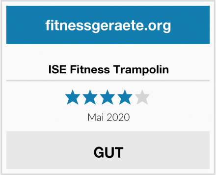 ISE Fitness Trampolin Test