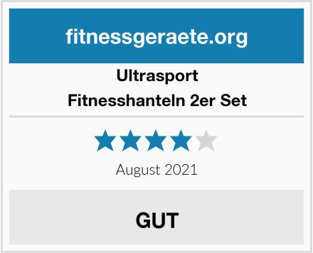 Ultrasport Fitnesshanteln 2er Set Test