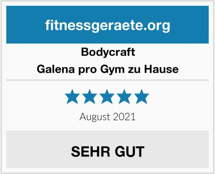 Bodycraft Galena pro Gym zu Hause Test