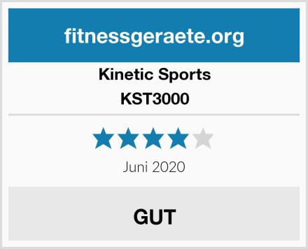 Kinetic Sports KST3000 Test