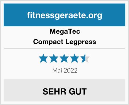 MegaTec Compact Legpress Test