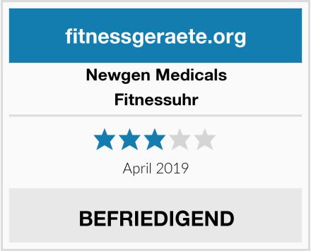 Newgen Medicals Fitnessuhr Test