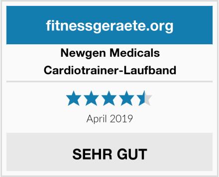Newgen Medicals Cardiotrainer-Laufband Test