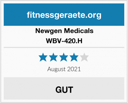 Newgen Medicals WBV-420.H Test