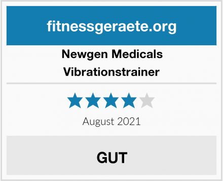 Newgen Medicals Vibrationstrainer Test